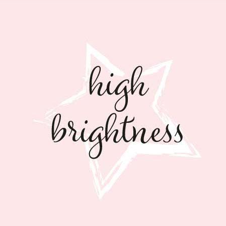 High brightness
