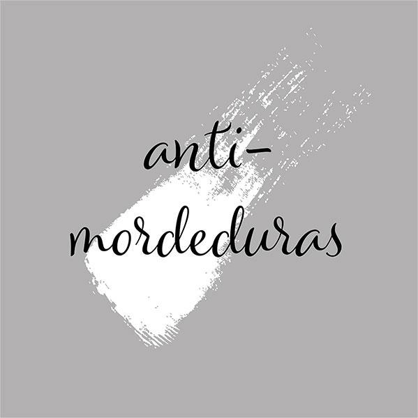 Anti-mordeduras